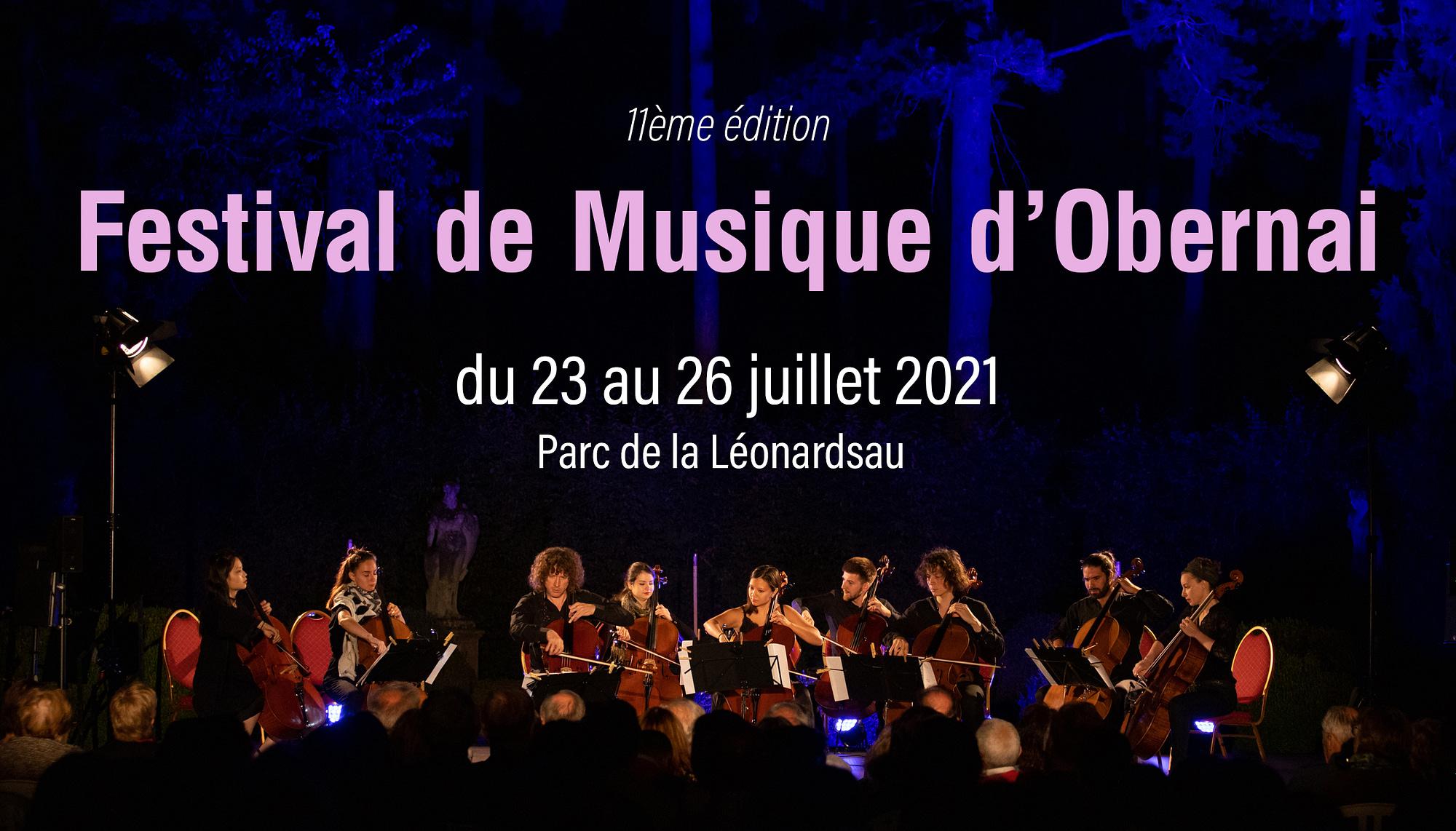 festival de musique obernai 2021