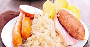 Meistratzheim fête de la choucroute